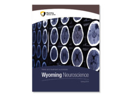 Wyoming Neuroscience newsletter