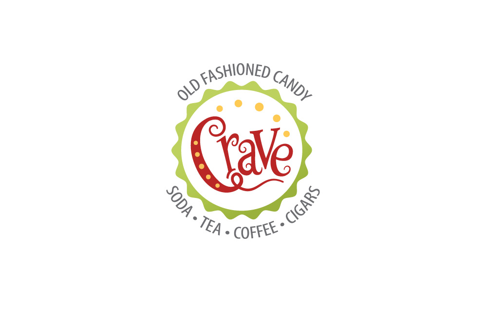 Crave old fashioned candy, soda, tea, coffe and cigars