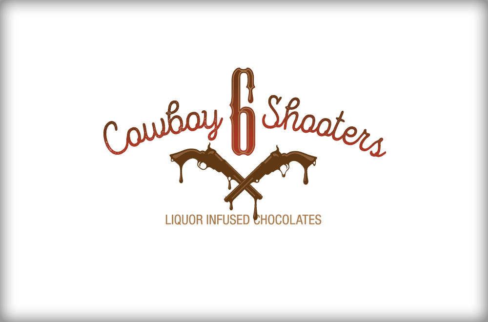 Donells Candies Cowboy 6 Shooters